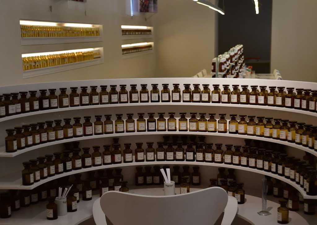bespoke perfume creation
