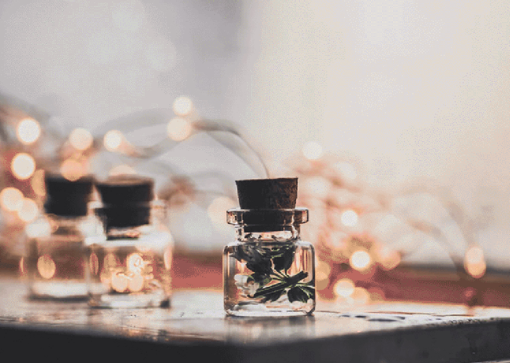 custom wedding perfume