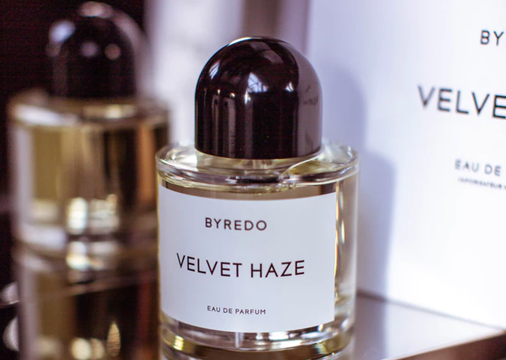 fashion label perfume