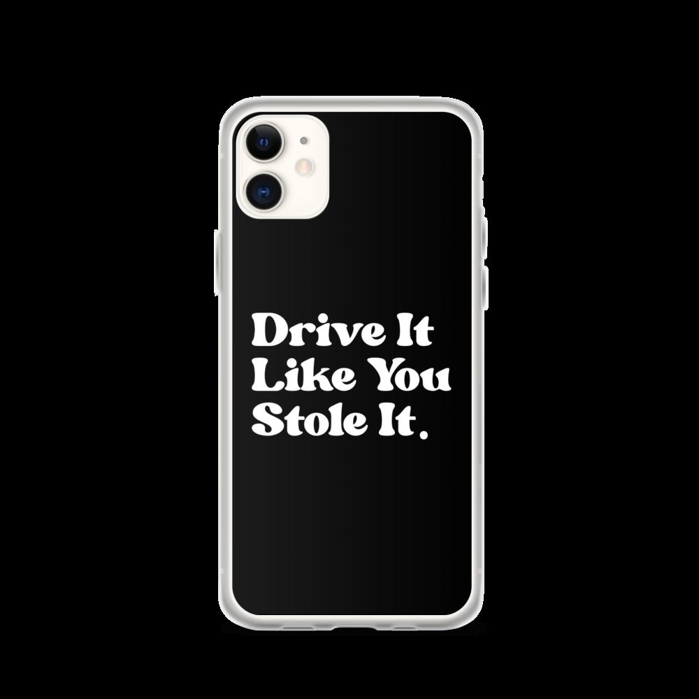 Drive It iPhone Case