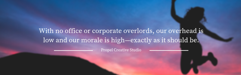 Propel Creative Studio
