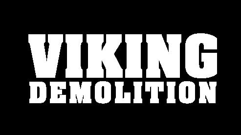 Viking Demolition Logo