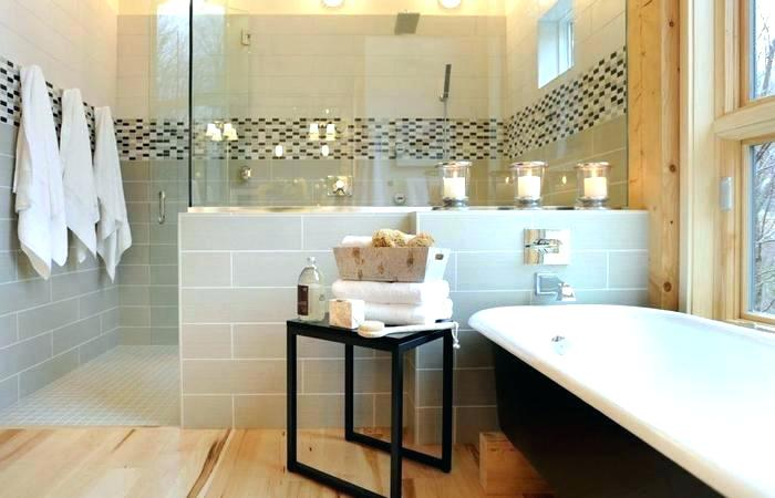 Modern Spa Like Bathroom Designs And
