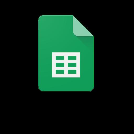 Upshotly integration with Google Sheets