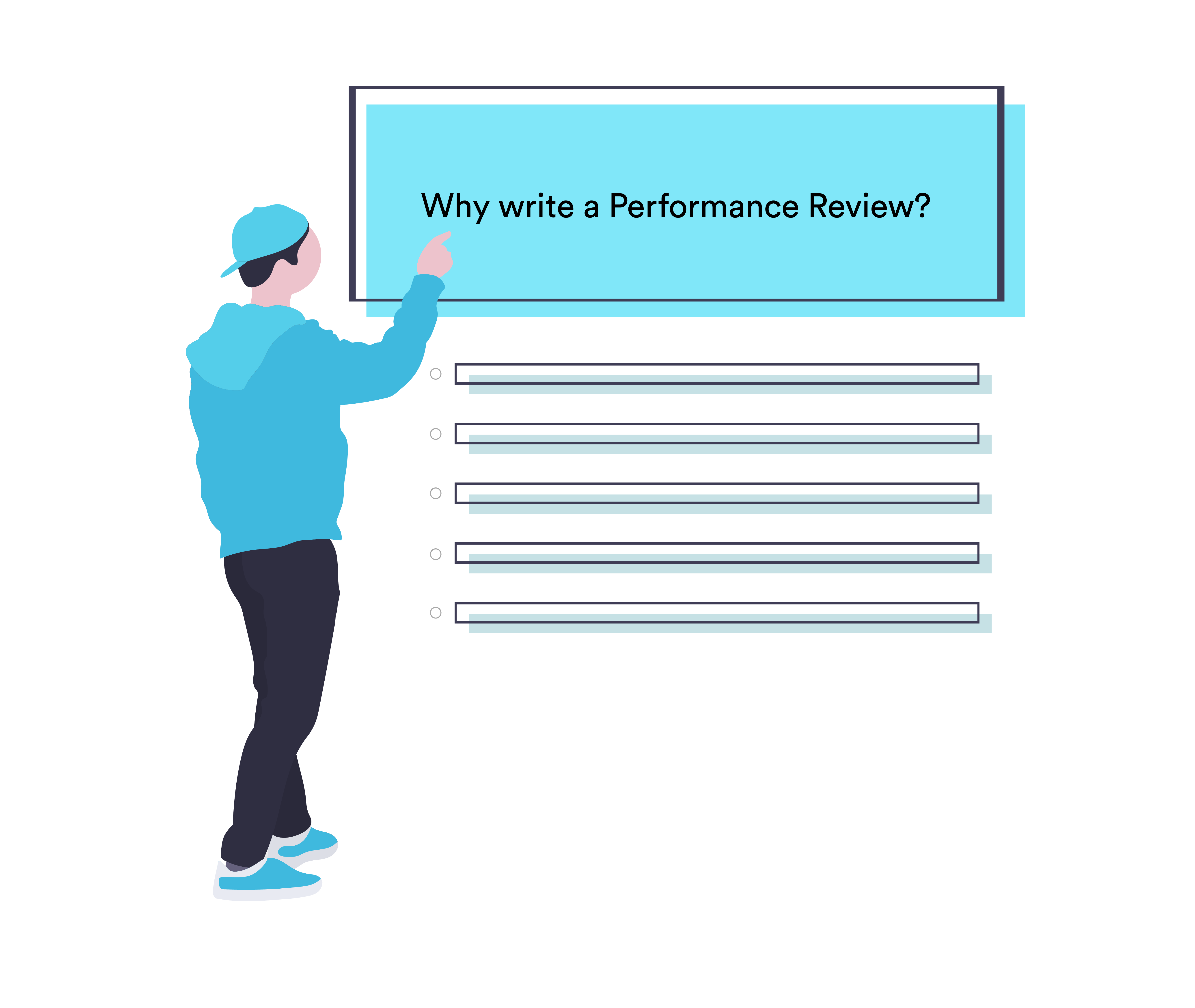 Why write a performance review?