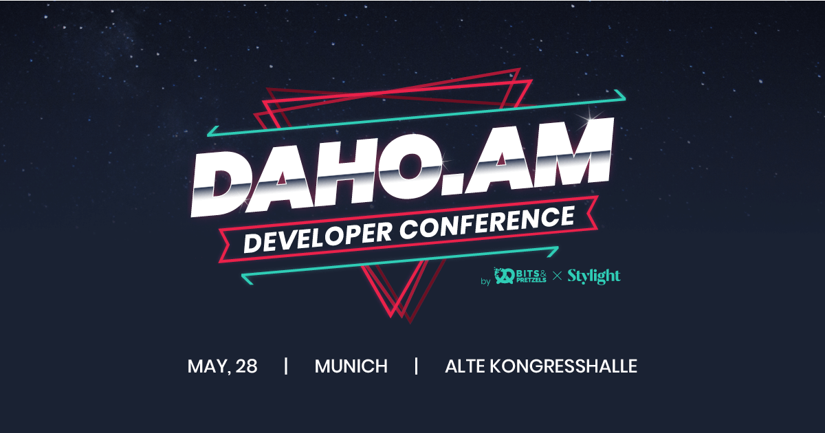 DAHO AM Developer Conference 2019