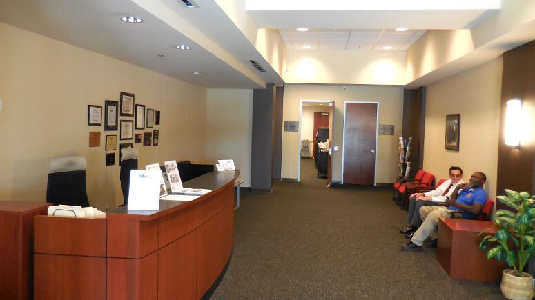 The VANC Lobby