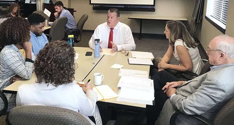 PEF Leadership Fellows share their experience