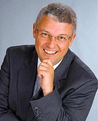 Geschäftsführer Bernd Schnabel von der Campus-EW GmbH