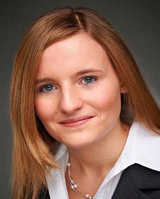 Sabrina Pieruschka von der Campus-EW GmbH