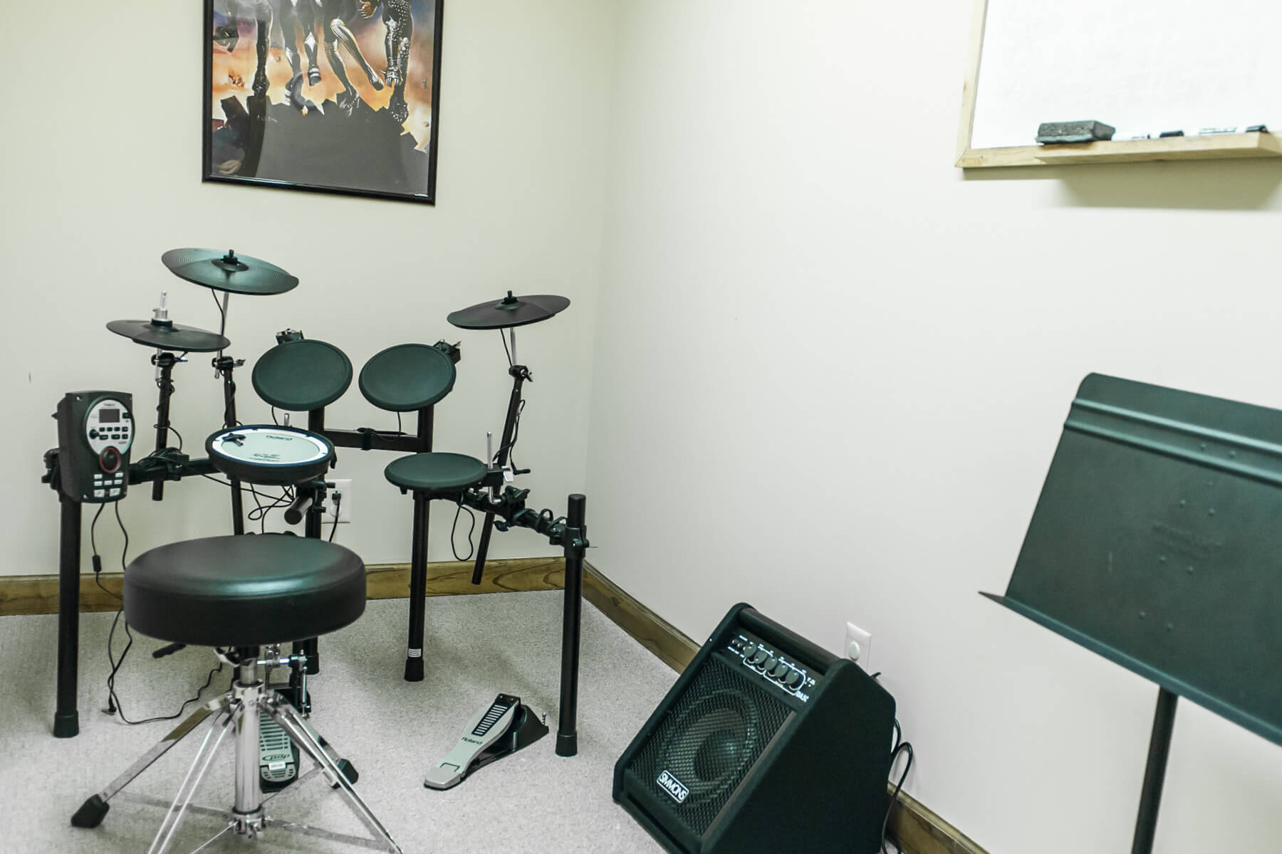 Sound proof lesson spaces