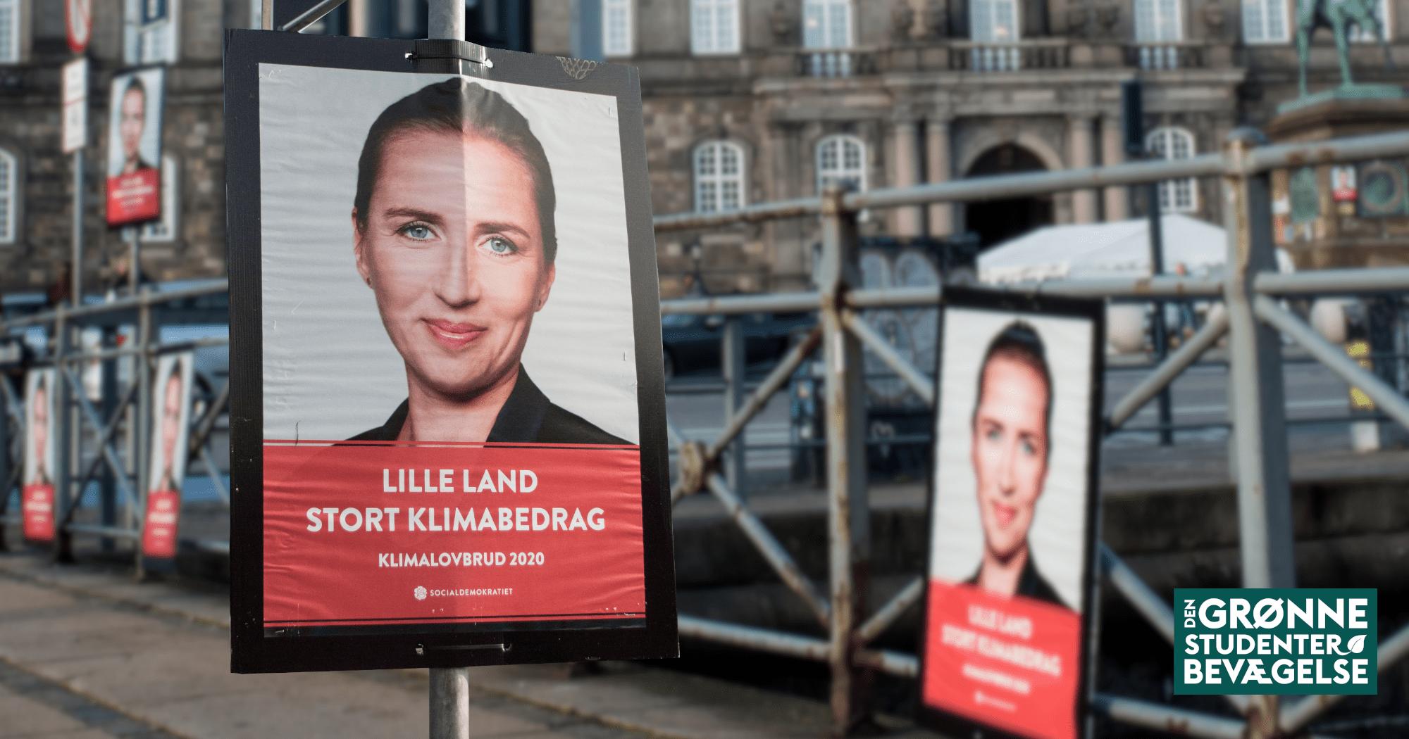Lille Land, Stort Klimabedrag