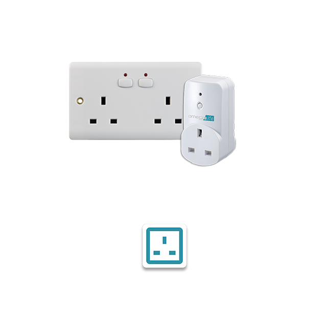Appliance Control Adaptor & Sockets