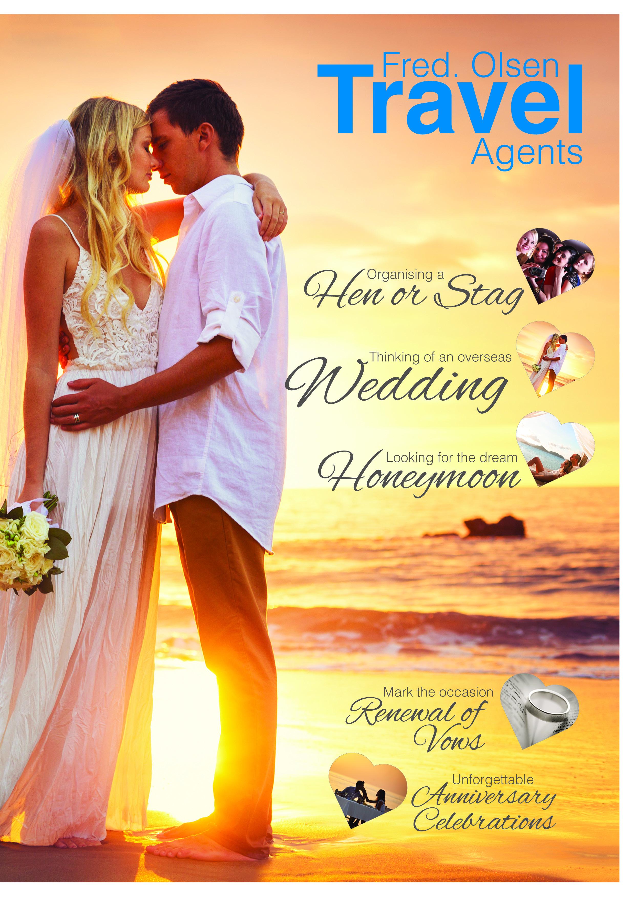 Wedding and Honeymoon brochure East Anglia
