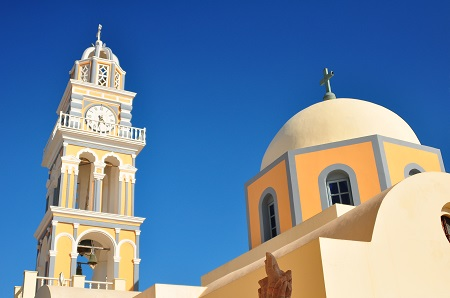 Oia Bell Tower