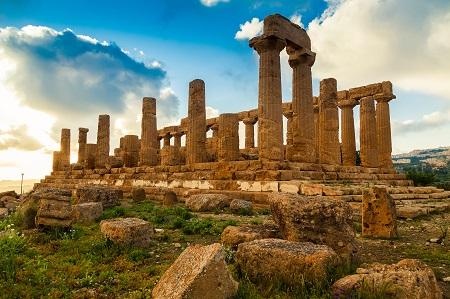 Agrigento Temple