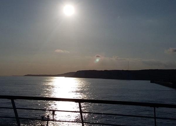 Saga Sunset