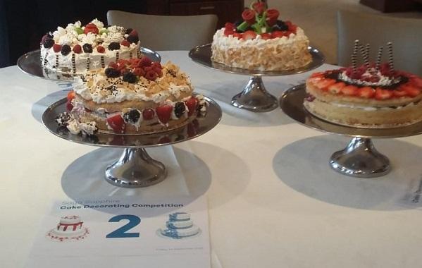 Saga Cake Decorating