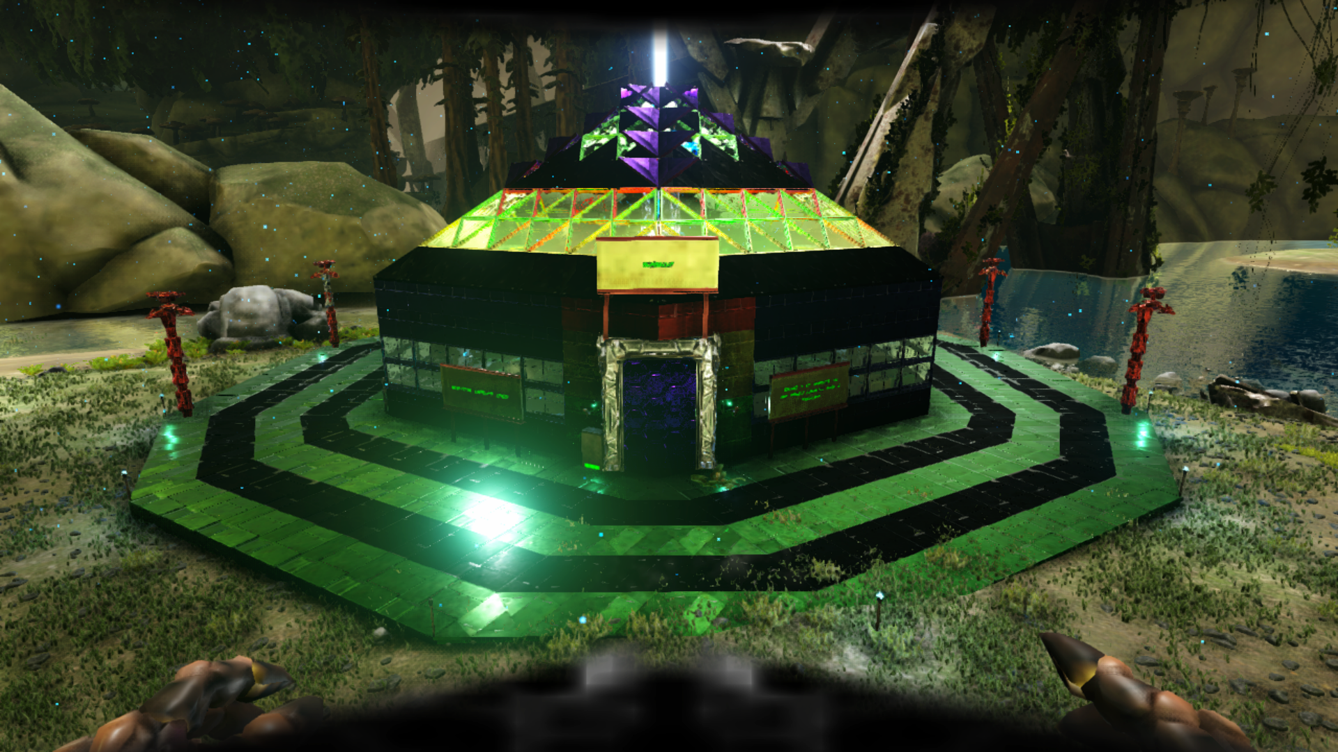 WoodlandsARK VIP Aberration Community Center