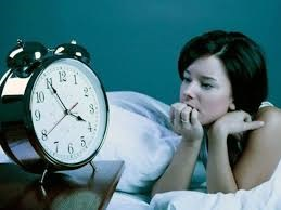 Dấu hiệu đến ngày kinh: Bị mất ngủ nhiều ngày