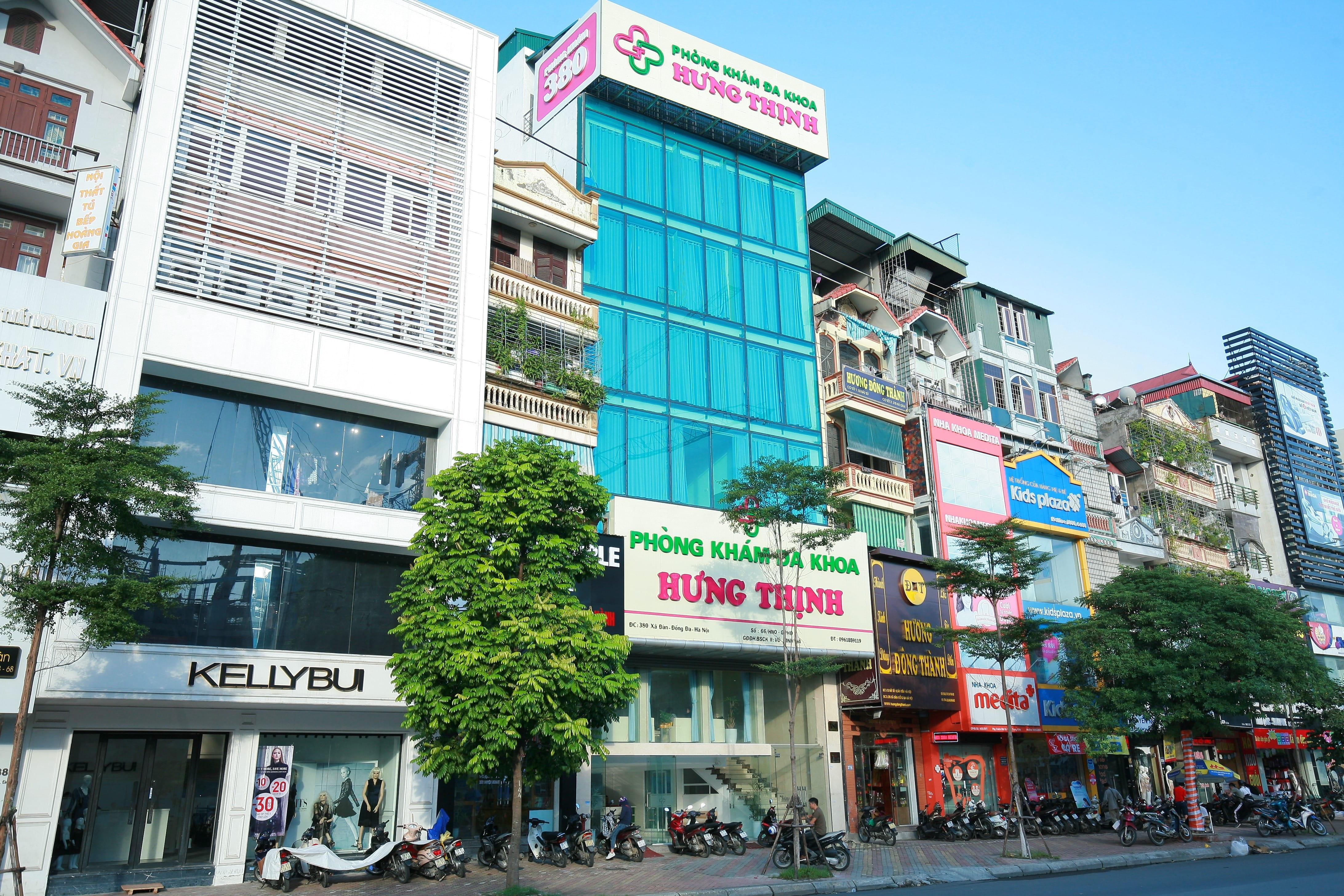 Phòng khám chữa bệnh xã hội Hưng Thịnh