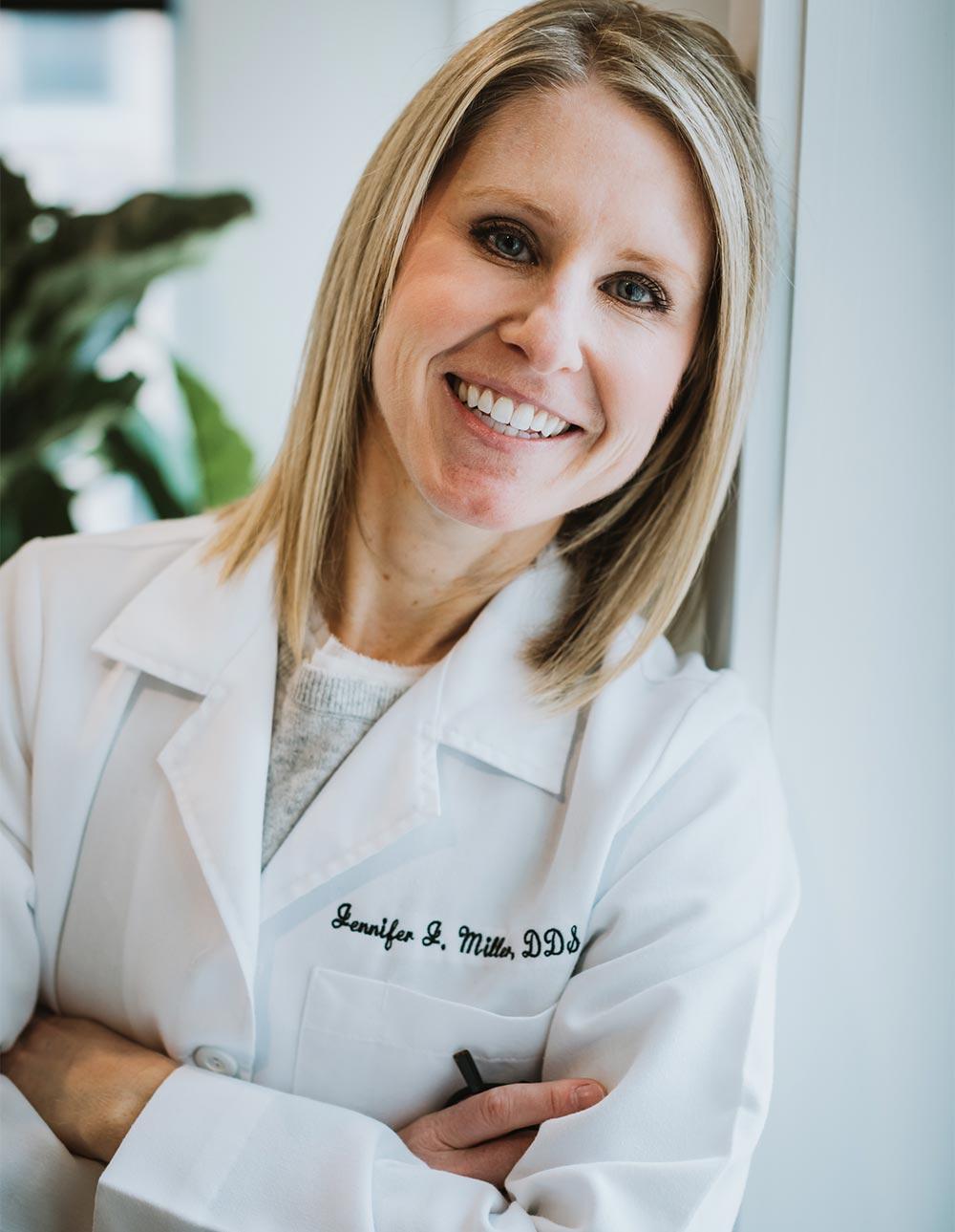 Photo of Dr. Jennifer Miller