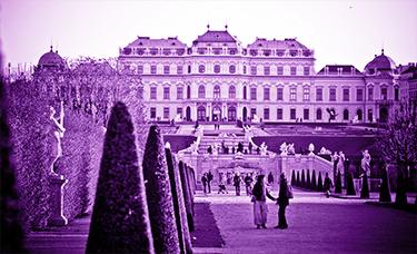 Sunny Day at Schönbrunn