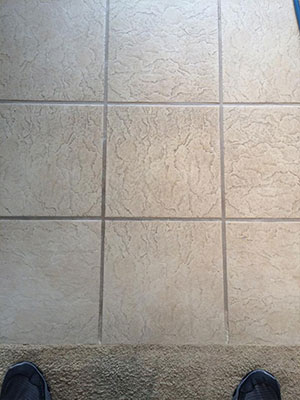 Tile cleaning in Colorado Springs, CO