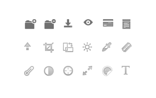 YayImages search page iconography