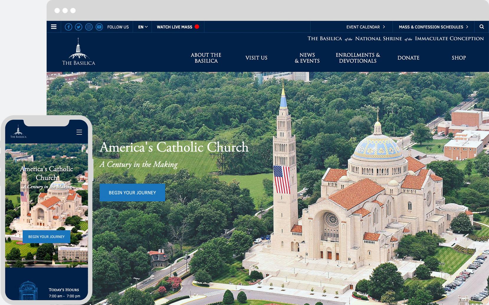 Basilica Home Page