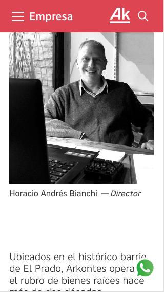 Arkontes Director - Director de a Arkontes