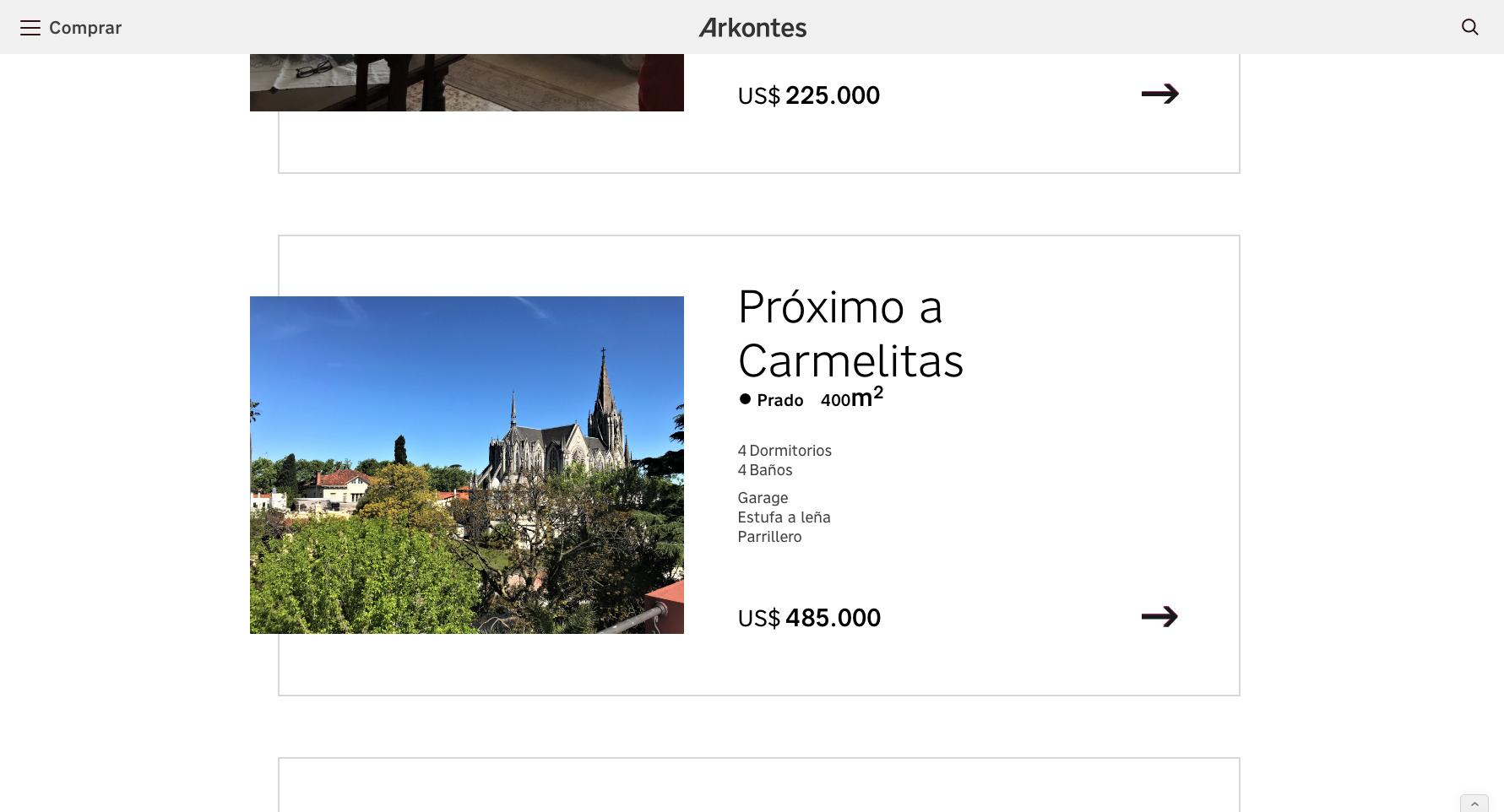 Arkontes Pagina Web - Arkontes webpage