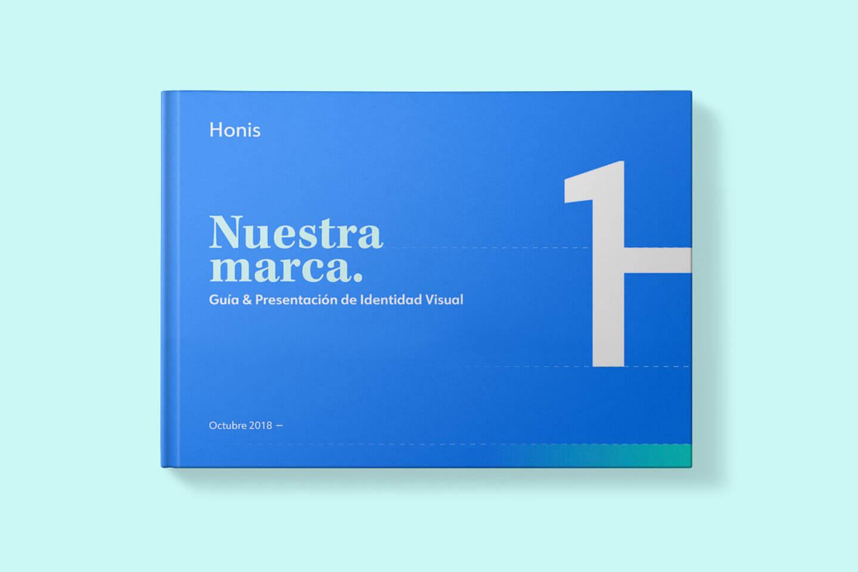 Honis brand identity guideline