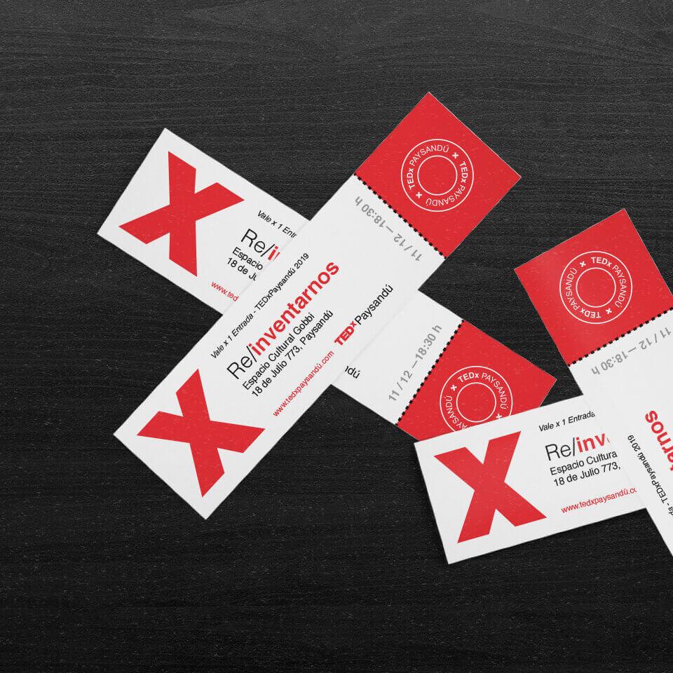 TEDx Paysandú ticket