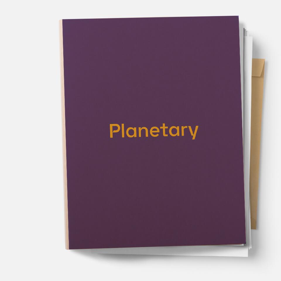 planetary case