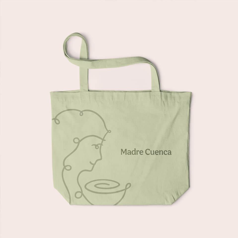 Madre Cuenca's bag