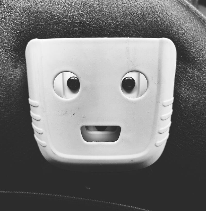 Plug face