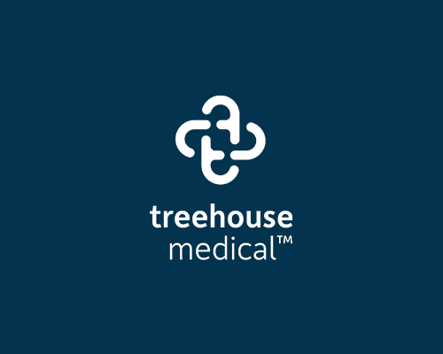 Logo design for Treehouse Medical