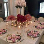 sweet sixteen table decor