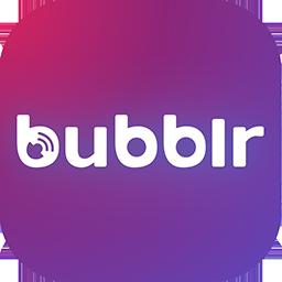 Bubblr App