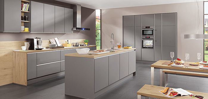 Nobilia Laser 413 Kitchen
