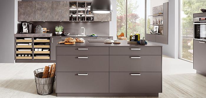 Nobilia Touch 334 Kitchen