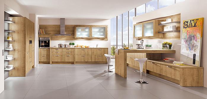 Nobilia Rio 698 Kitchen