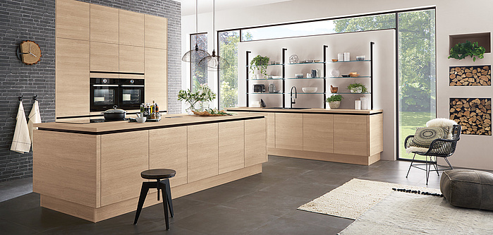 Nobilia Riva 887 Kitchen