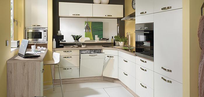 Nobilia Touch 336 Kitchen
