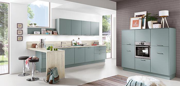 Nobilia Touch 337 Kitchen