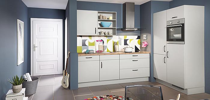 Nobilia Touch 338 Kitchen