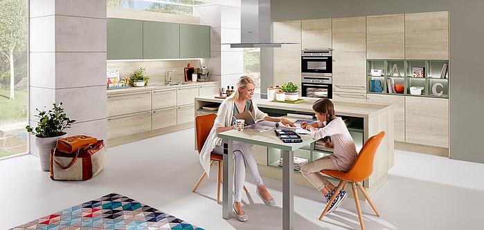 Nobilia Structura 401 Kitchen