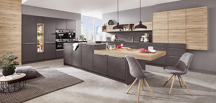 Nobilia Stoneart 303 Kitchen