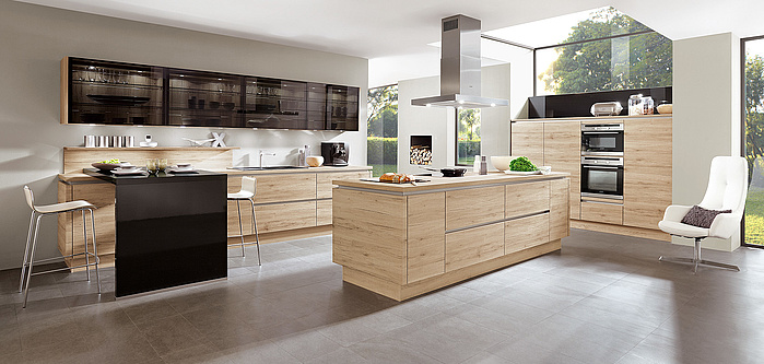 Nobilia Riva 893 Kitchen